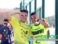Muñoz-Ayllón y Aranda-Izquierdo, campeones del Torneo de Pádel 'Ciudad de Úbeda'