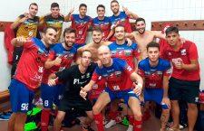 El Mengíbar FS pasa a la siguiente ronda de la Copa del Rey