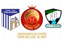 El Atlético Mengíbar se enfrentará al Talavera FS en la Copa del Rey