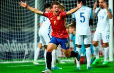 Nacho Díaz es convocado por España Sub-19 para jugar contra Italia