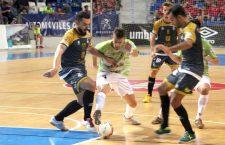 El Jaén Paraíso Interior FS inicia la liga con un empate en Palma