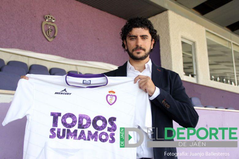 Rubén Andrés se convierte en el nuevo director deportivo del Real Jaén