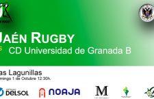 El Jaén Rugby comienza este domingo la temporada 2017-18