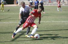 El Villacarrillo cae goleado en los Juegos del Mediterráneo ante un Almería B muy superior