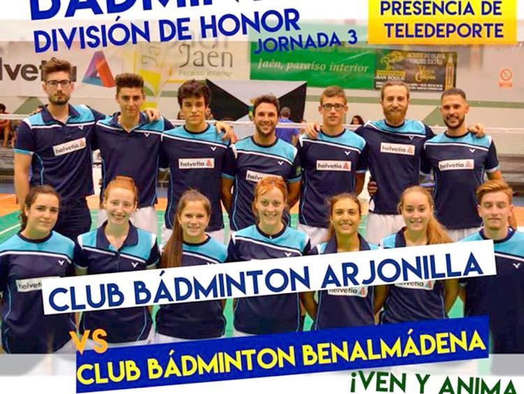 El cb arjonilla recibe este s bado al cb benalm dena en la tercera jornada de liga el deporte - Casa emilio benalmadena ...