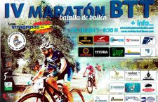 Este domingo tendrá lugar la IV Maratón BTT Batalla de Bailén