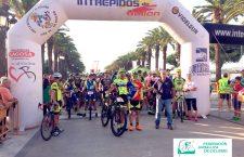 José Luis Carrasco e Isabel Peña se imponen en el IV Maratón BTT Batalla de Bailén