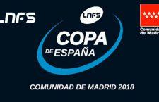 Disponibles en la sede del Jaén FS los abonos y entradas para la Copa de España