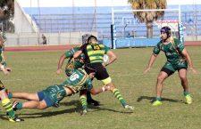 Golpe sobre la mesa del Jaén Rugby en la cancha del CRA Portuense