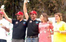 Jesús Cámara y José Mata logran la victoria en la categoría T1-N/1 del Nacional de Guadalajara