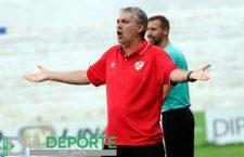 Joseba Aguado es cesado como entrenador del Linares Deportivo