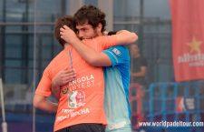 Luque y Rocha logran el billete para el Buenos Aires Padel Master