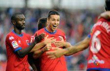 Gol y liderato, jornada redonda para el '7' jiennense de la Liga 1|2|3