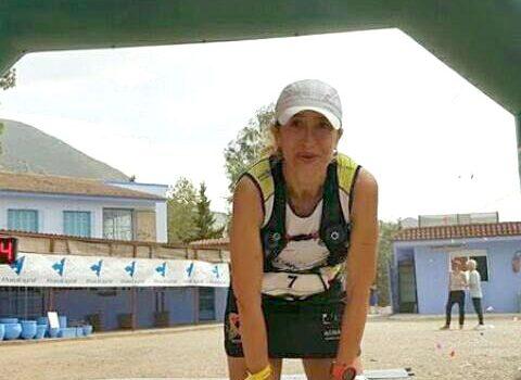 Noelia Camacho, del Hockey Alcalá, logra etapa y subcampeonato en la Euroafrica Trail