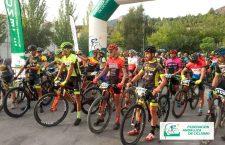 Mario Vílchez se impone en la Maratón BTT 'Donde nace el Guadalquivir'