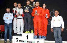 José Romero gana el Rallycrono de Alcalá La Real