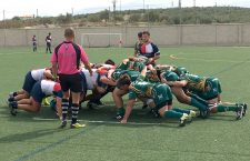 El Jaén Rugby vence con contundencia en su primer duelo de la temporada