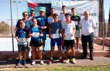 Las Fuentezuelas acogió el Máster del II Circuito del Olivar de tenis