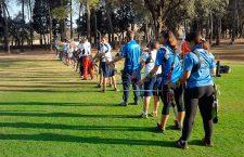 La Garza acogió el XI Campeonato de Andalucía de Tiro Clout 2017