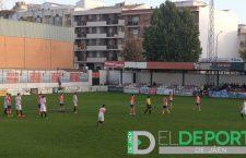 Cruel derrota del Torredonjimeno ante el Almería B con un penalti en el último minuto
