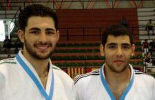Los yudocas Romera y Buendía competirán con la selección andaluza en el Europeo de judo de Málaga