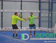 Luque/Espejo y Fernández/Porras se llevan la victoria en el III Torneo Aniversario de Padel Center Úbeda