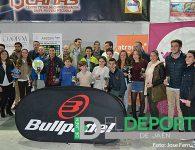El Master Final Aspadel Jaén entrega los premios de la temporada 2017