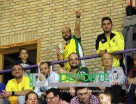 La afición en La Salobreja (Jaén FS – CA Osasuna Magna)