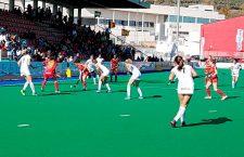 España cae ante Bélgica en la tercera jornada del Torneo del Aceite de Oliva