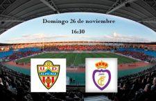 El Real Jaén pone a la venta 400 entradas para el partido de Almería