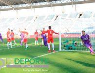 El Real Jaén muestra su efectividad en Almería