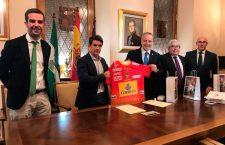 La marca de 'Jaén' y su aceite de oliva se proyectarán a través del balonmano español