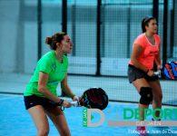 Definidas sin sorpresas las finales en el Master Final Aspadel Jaén