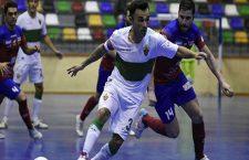 El Mengíbar FS suma tres puntos valiosos a domicilio ante el Elche