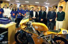 El equipo EPSJaén UJATeam volverá a competir en Motostudent V Electric 2018