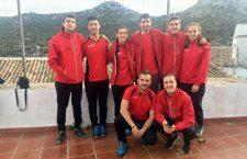 El Grupo de Espeleología de Villacarrillo se proclama campeón de Andalucía