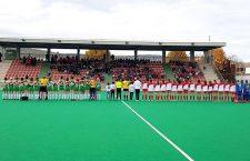 Concluye la primera jornada del Torneo del Aceite con victoria de la Selección Española