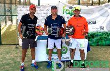 Iglesias, Mayenco y Serrano brillan en la V Prueba Regional de la FAP