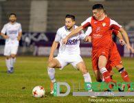 Reparto de puntos en un duelo sin goles entre Real Jaén y Martos CD