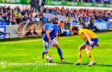 Reparto de puntos entre Linares Deportivo y Huétor Tájar