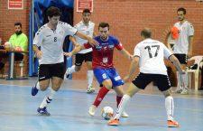 El Mengíbar FS cae en casa ante el Rivas Futsal