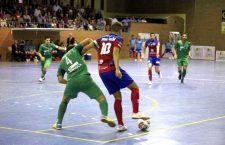 El Mengíbar FS busca otra victoria en casa ante el Rivas Futsal