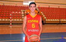 El linarense Pablo Sánchez es convocado con la Selección Española