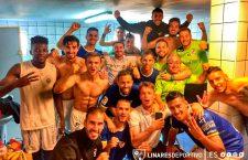 El Linares Deportivo vence al CD Rincón en un partido alocado
