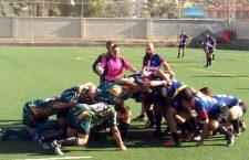El Jaén Rugby logra su quinta victoria consecutiva