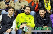 La afición en La Salobreja (Jaén Paraíso Interior FS – Palma Futsal)