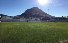 El campo de fútbol 'Ciudad de Martos' contará con una mejora sustancial
