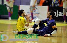 Jaén Paraíso Interior FS y Palma Futsal firman un disputado empate