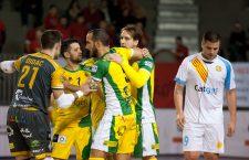 El Jaén FS cierra un gran año con una victoria en Santa Coloma