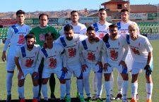 El Villacarrillo cierra la primera vuelta con una derrota ante el Guadix